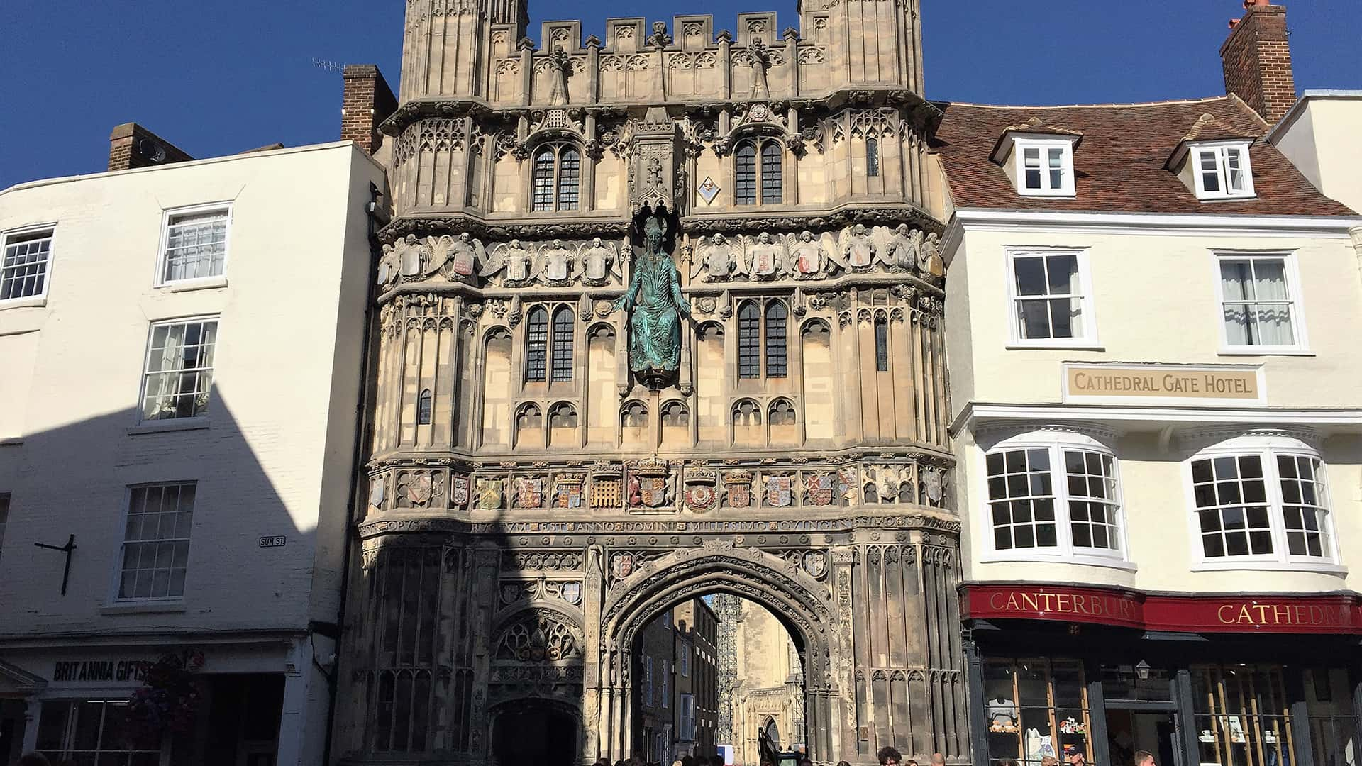 Historic Canterbury Private Day Tour from London