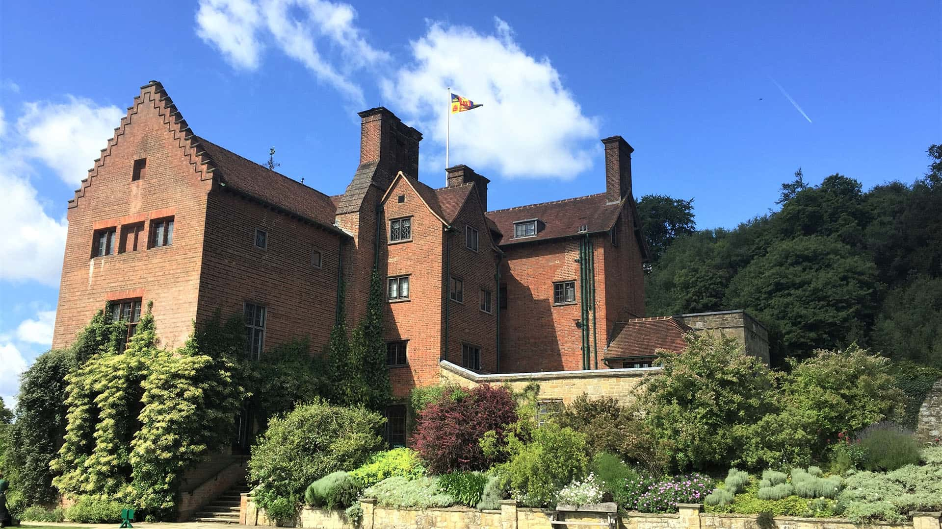 Private Day Tour to Chartwell House from London