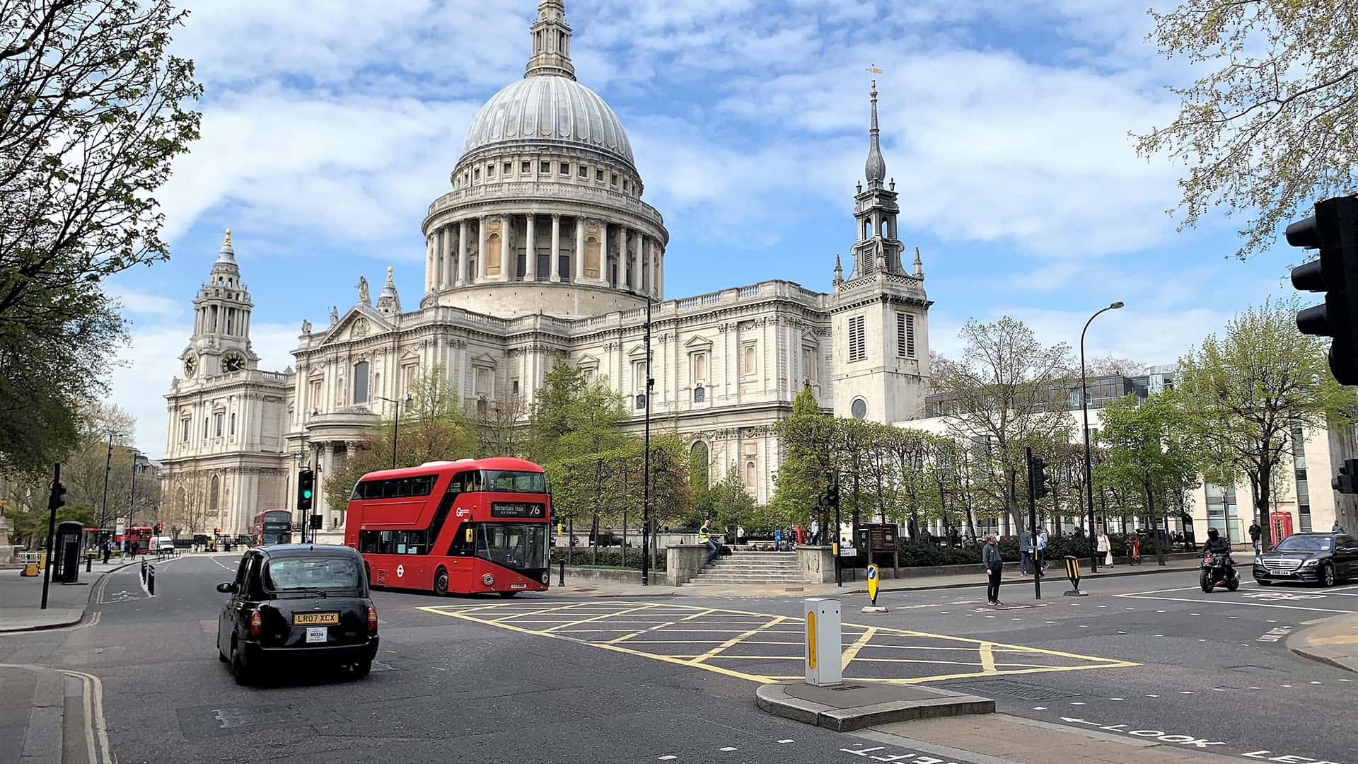 St Paul's Cathedral – Historic London Private Tour