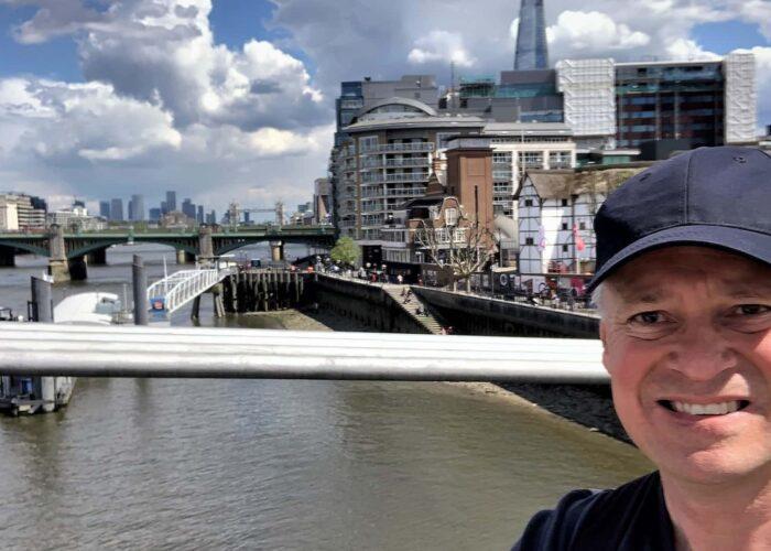John England Historic London Virtual Tour