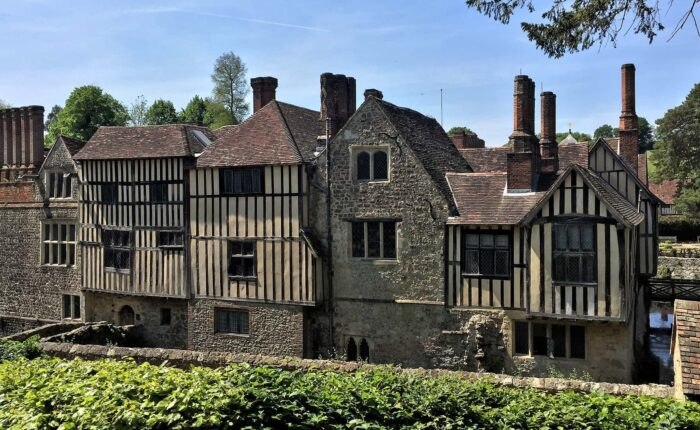 Private Medieval England Tour of Ightham Mote