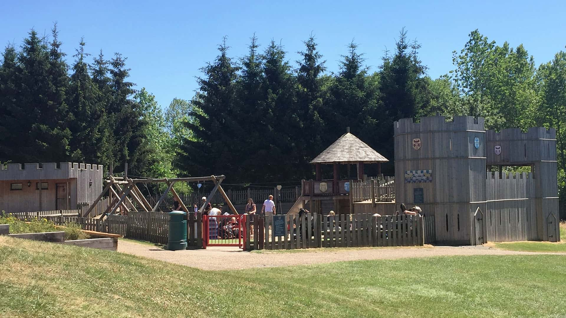 Leeds Castle play park