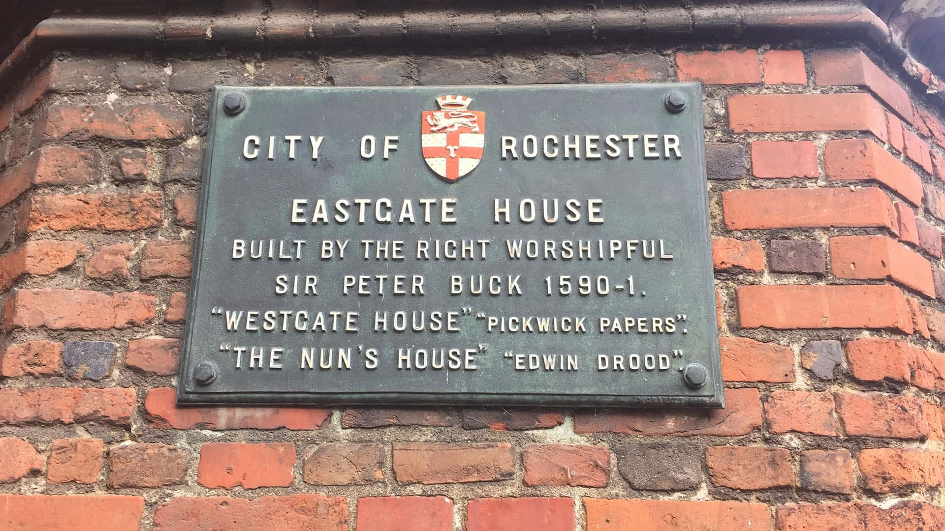 Eastgate House – City of Rochester