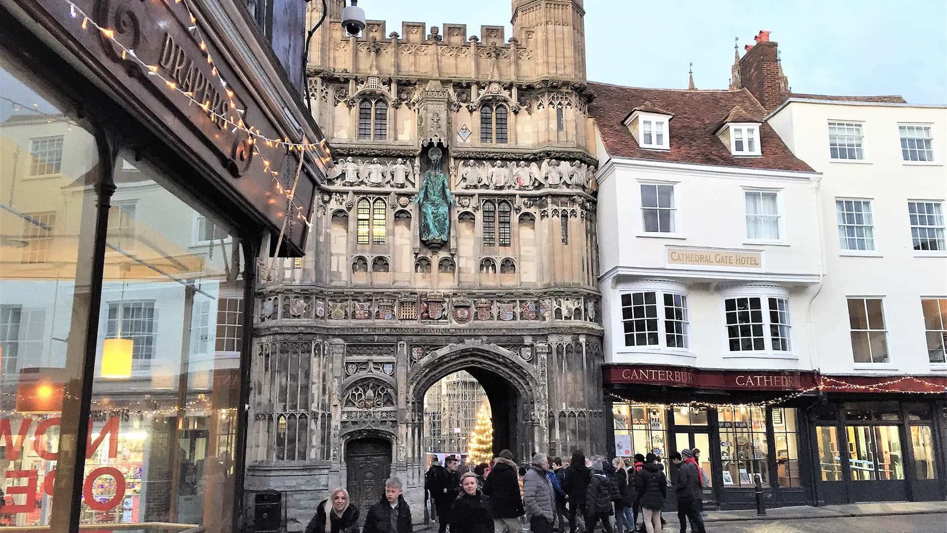 Canterbury Tour