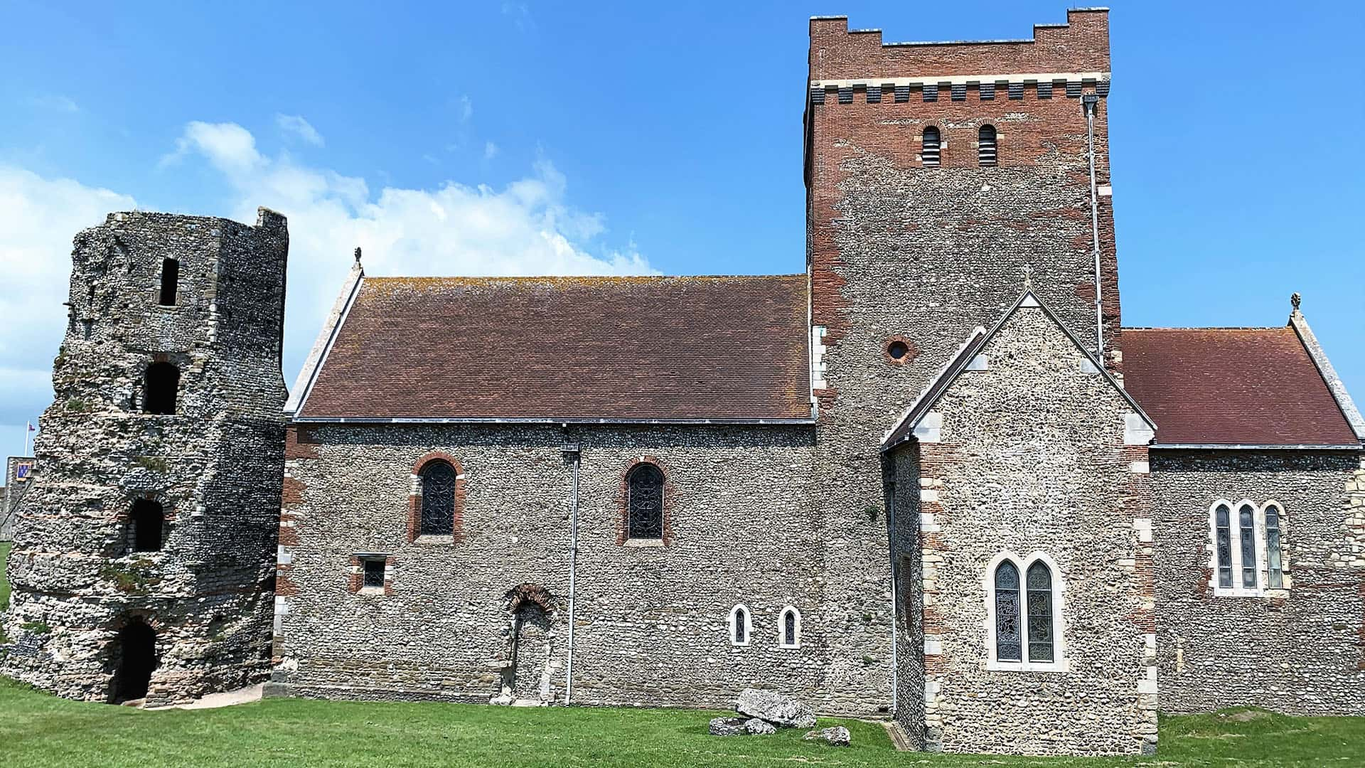 Small Church in Dover
