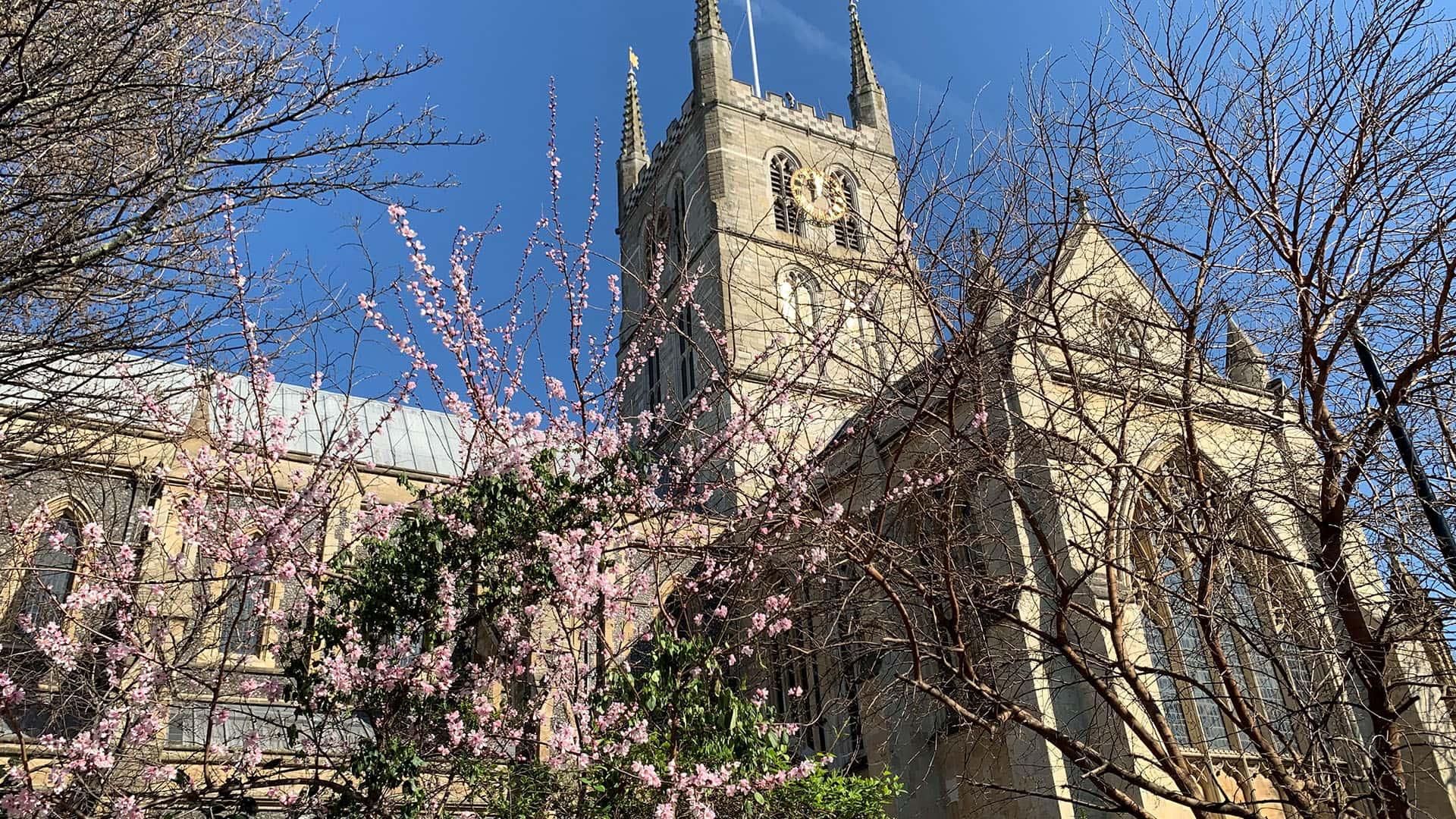 Southwark Cathedral – London Virtual Tour
