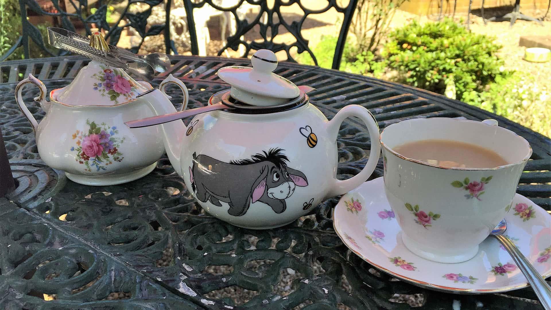 Tea at Pooh Corner