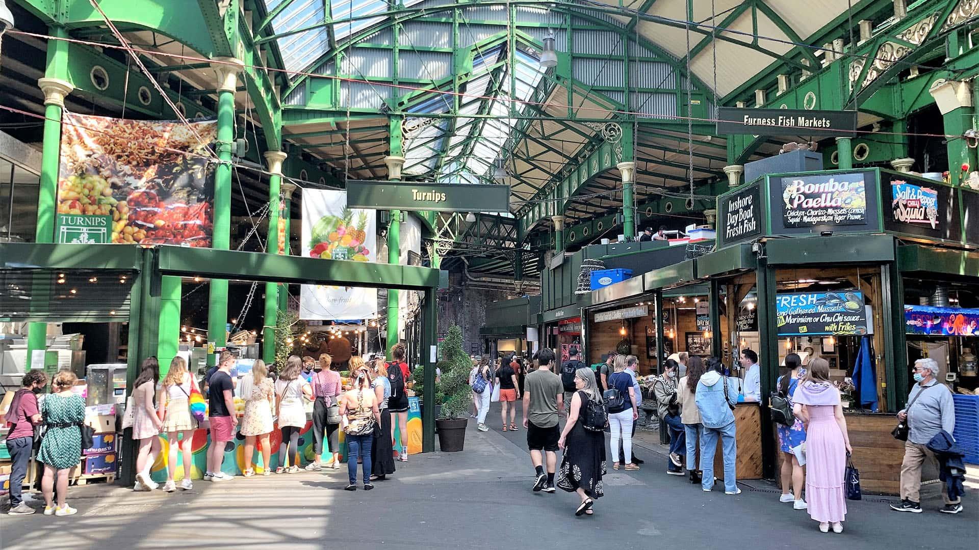 London Market – London Virtual Tour