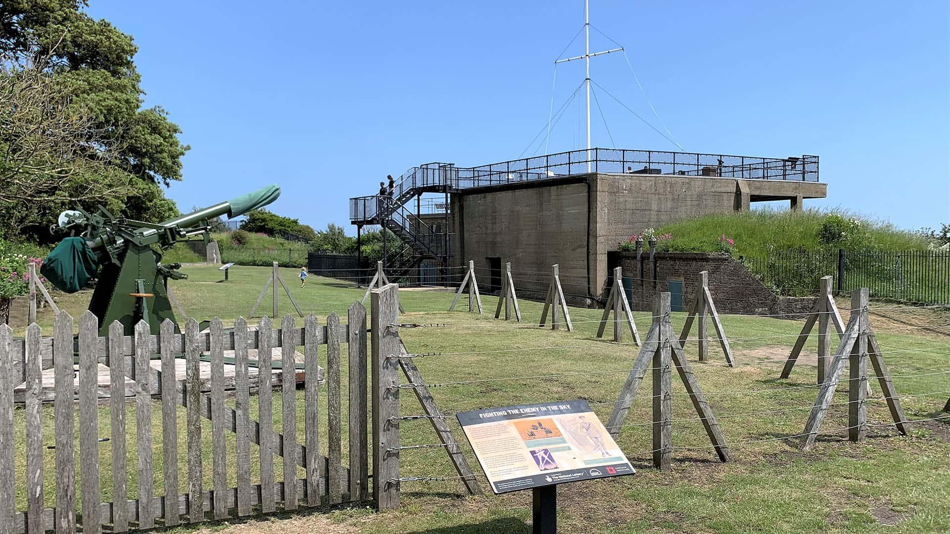 Sights near Dover Castle