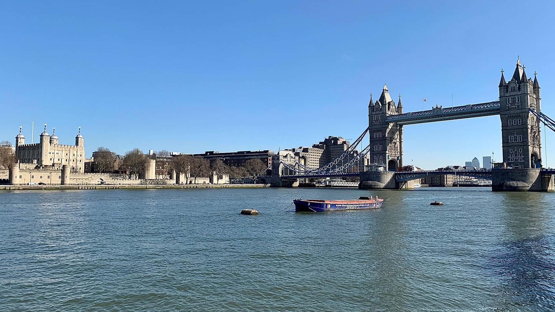 Tower Bridge, London – London Virtual Tour