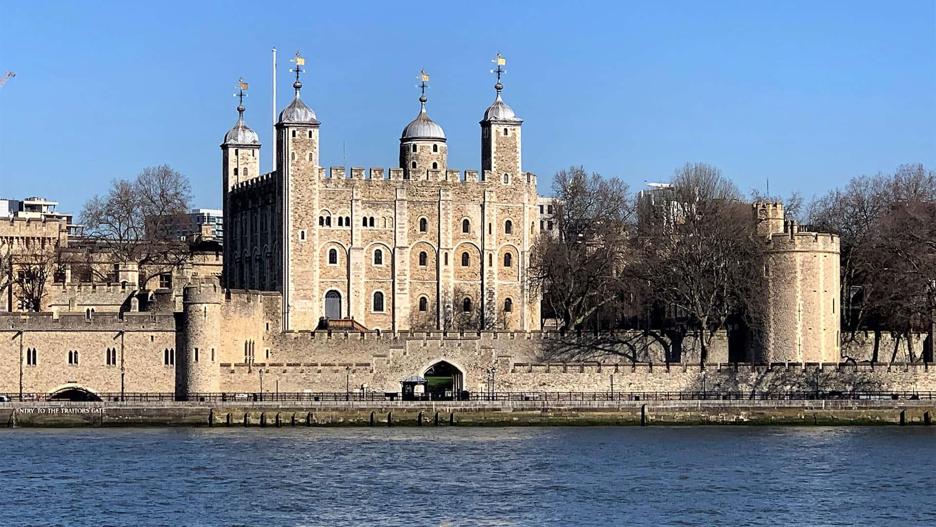 The Tower of London, London Virtual Tour