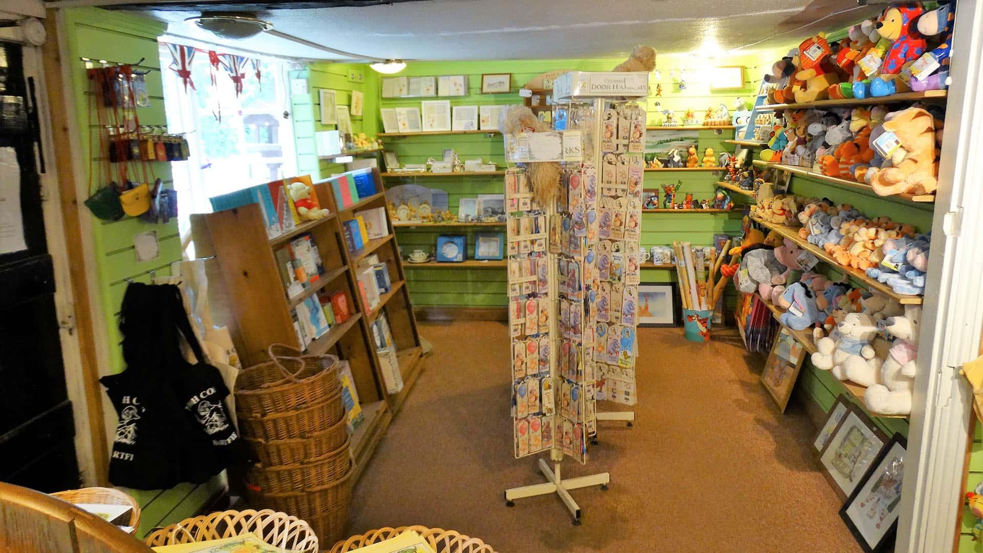 Pooh Corner Gift Shop
