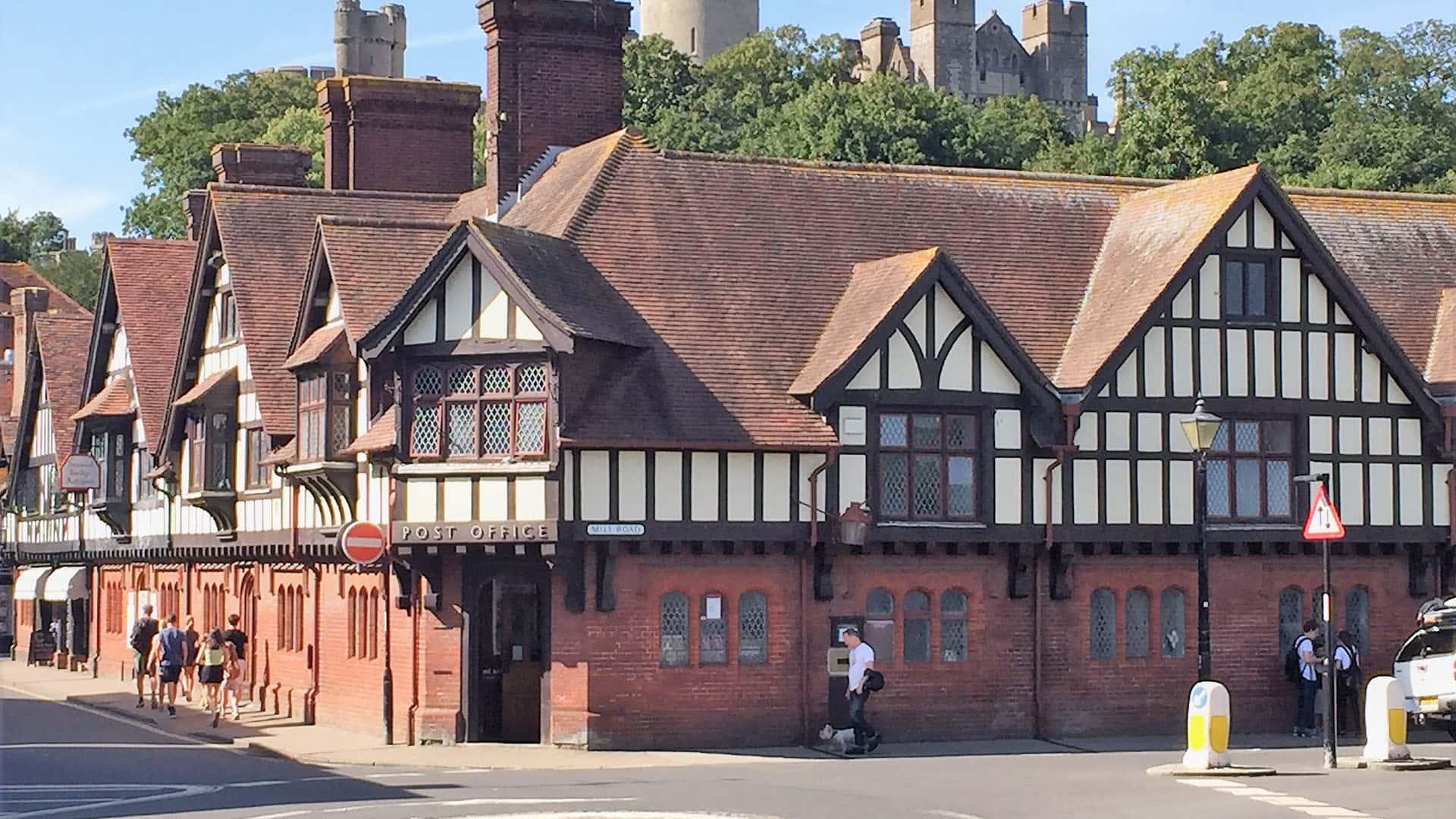 Post Office Near Arundel Castle