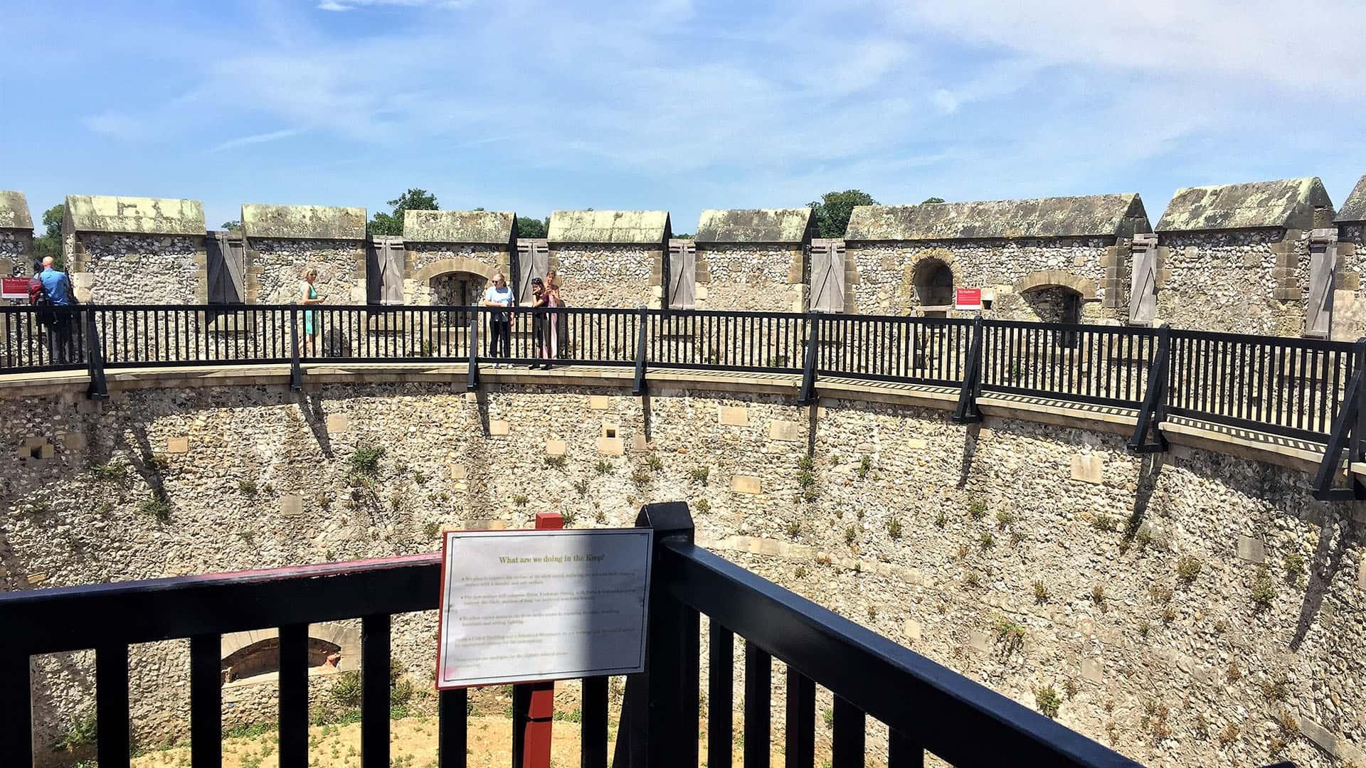 Arundel Castle turret