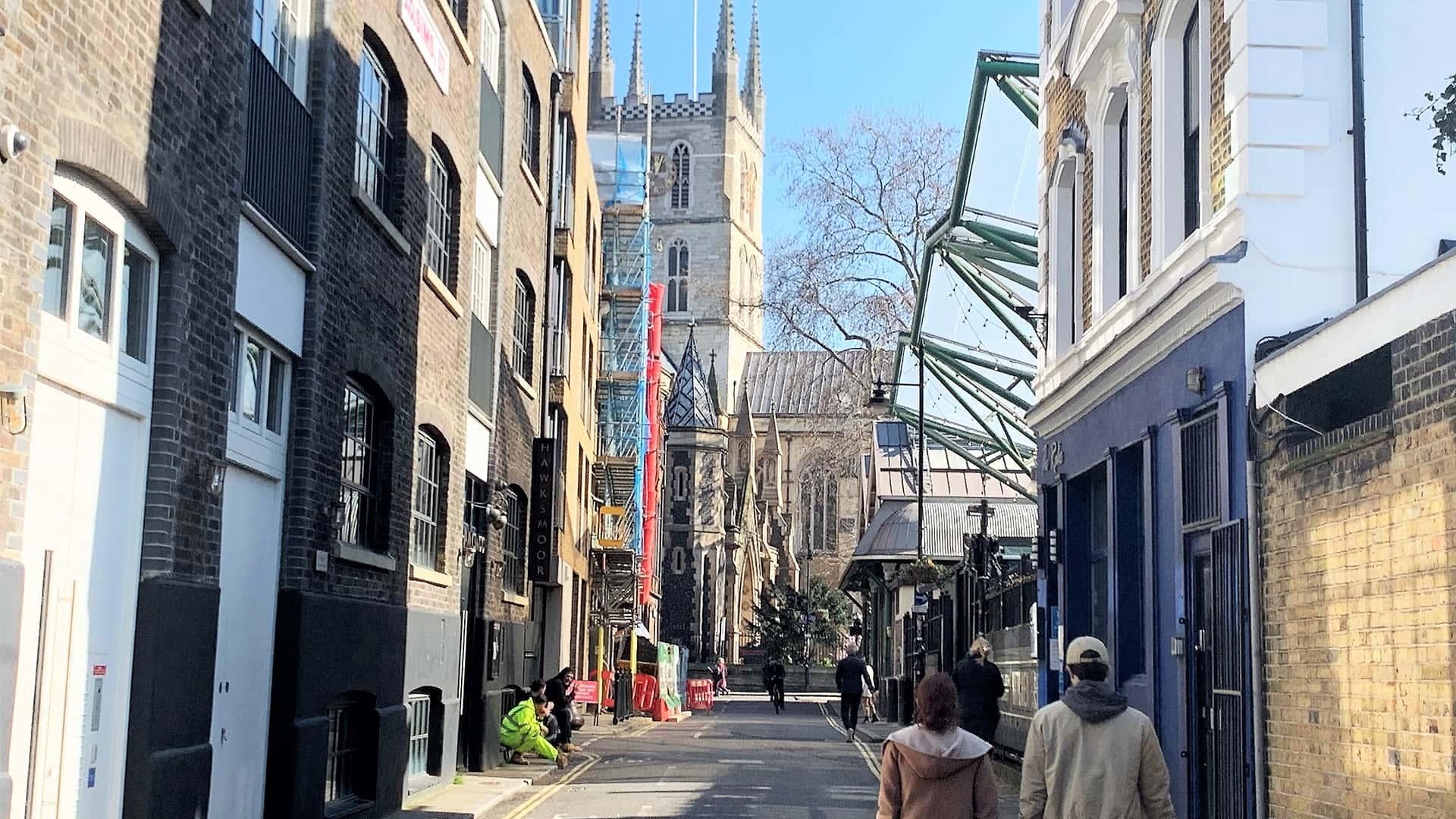 Streets of London – Virtual Tour of London