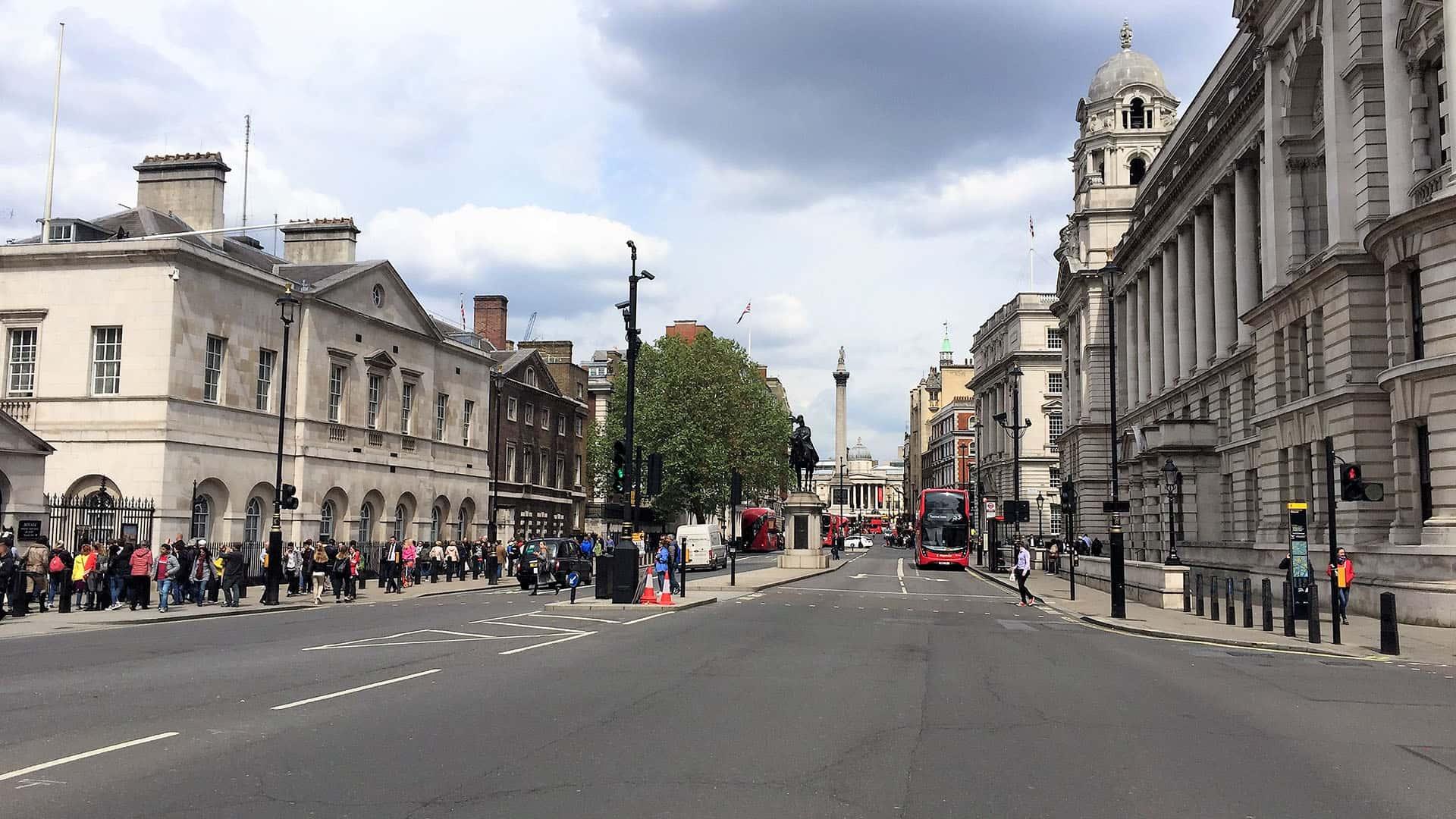 The Crown London Tour