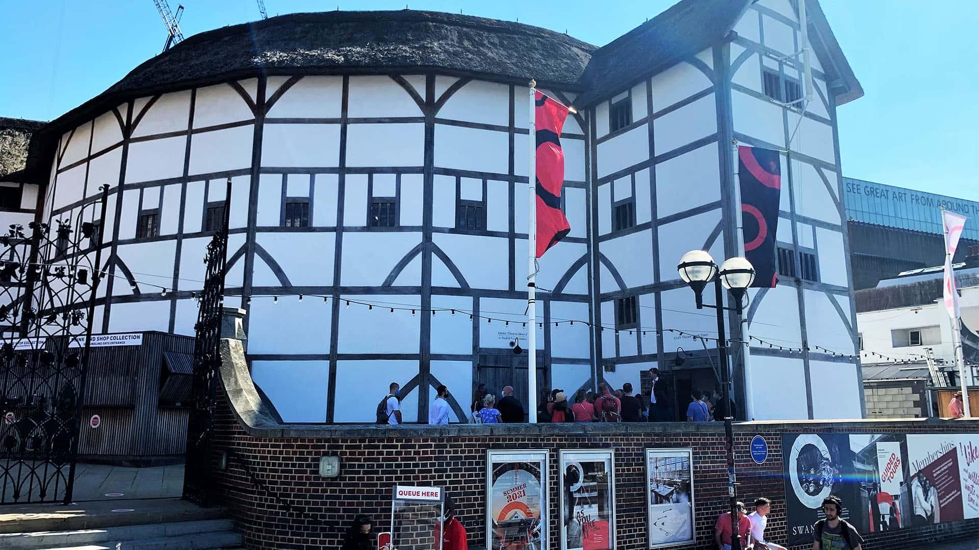Shakespeare's Globe Theatre – London Virtual Tour