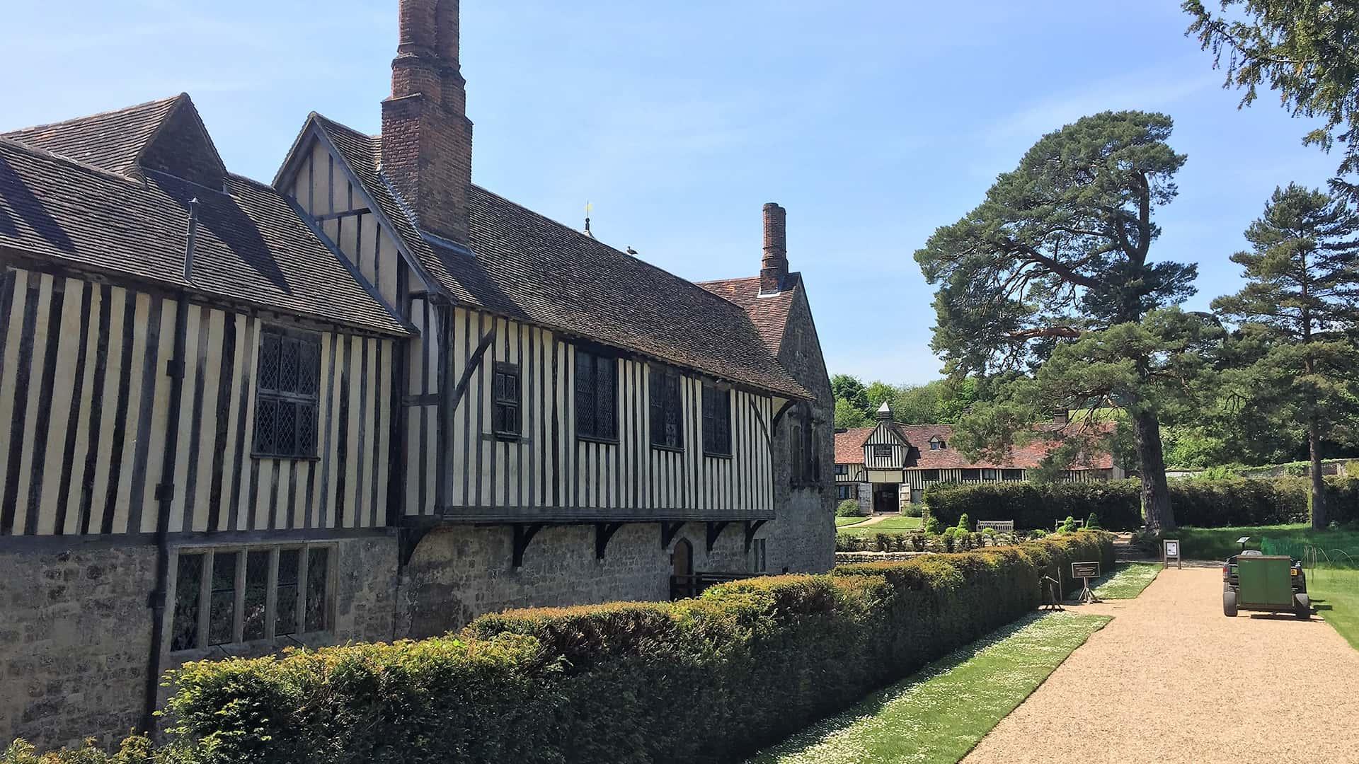 Medieval Ightham Mote