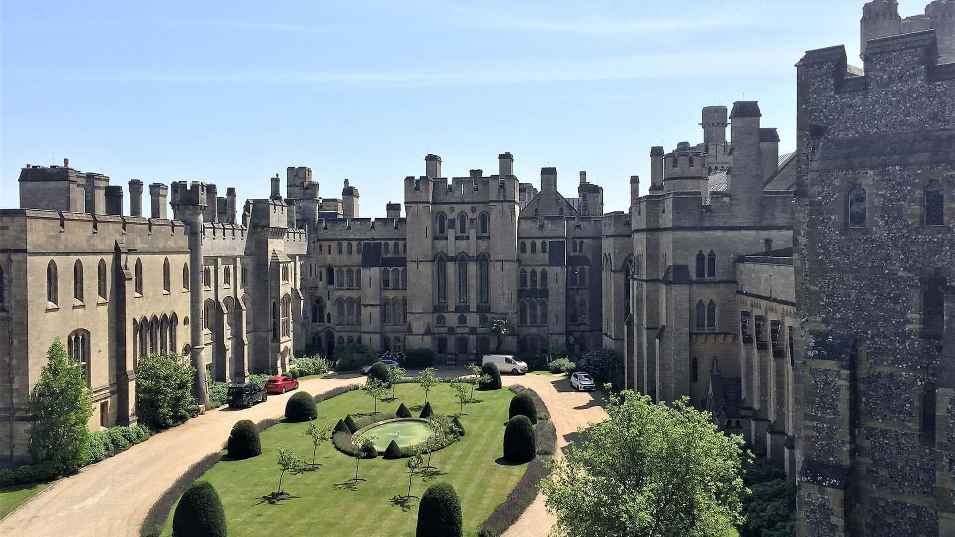 Arundel Castle Court