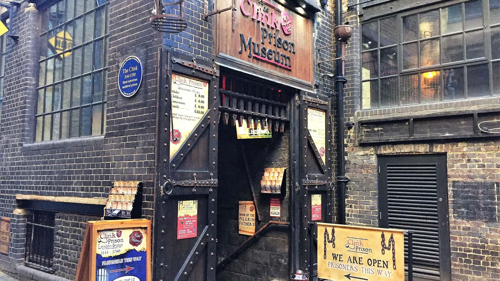 The Clink Prison Museum – London Virtual Tour