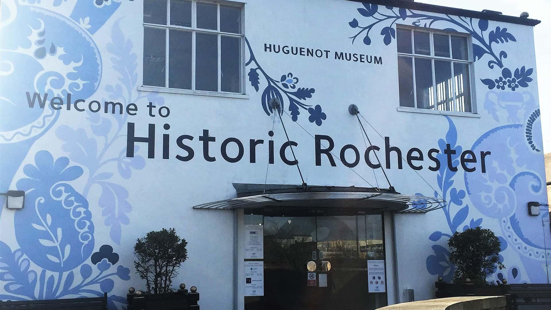 Huguenot Museum, Rochester