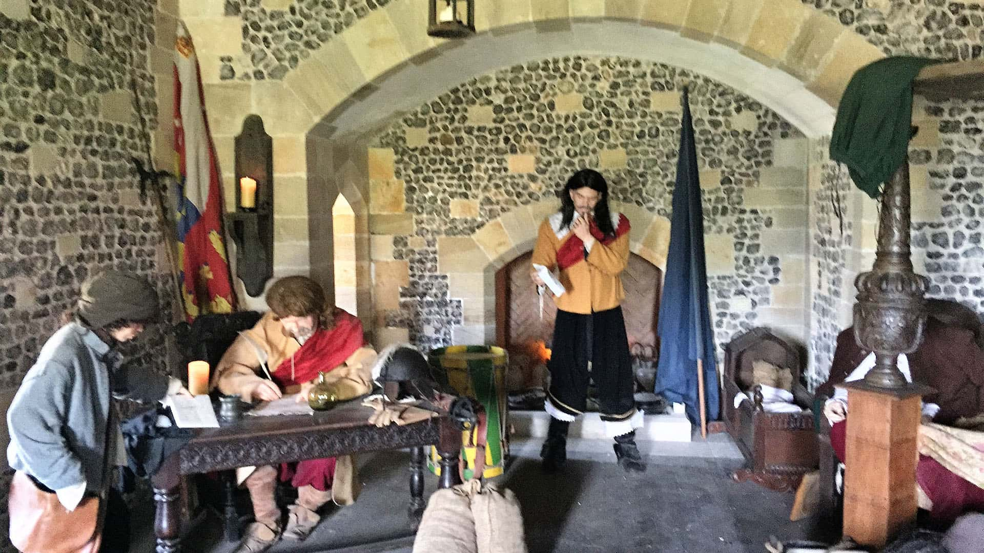 Arundel Castle Diorama