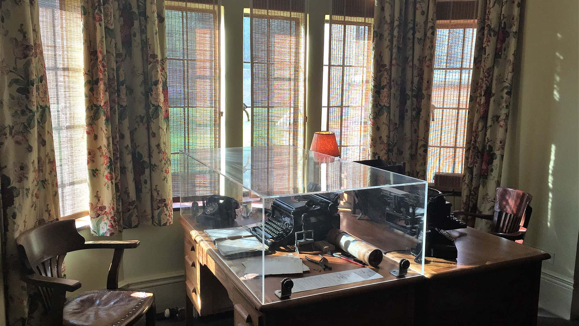 Churchill's typewriter – Chartwell