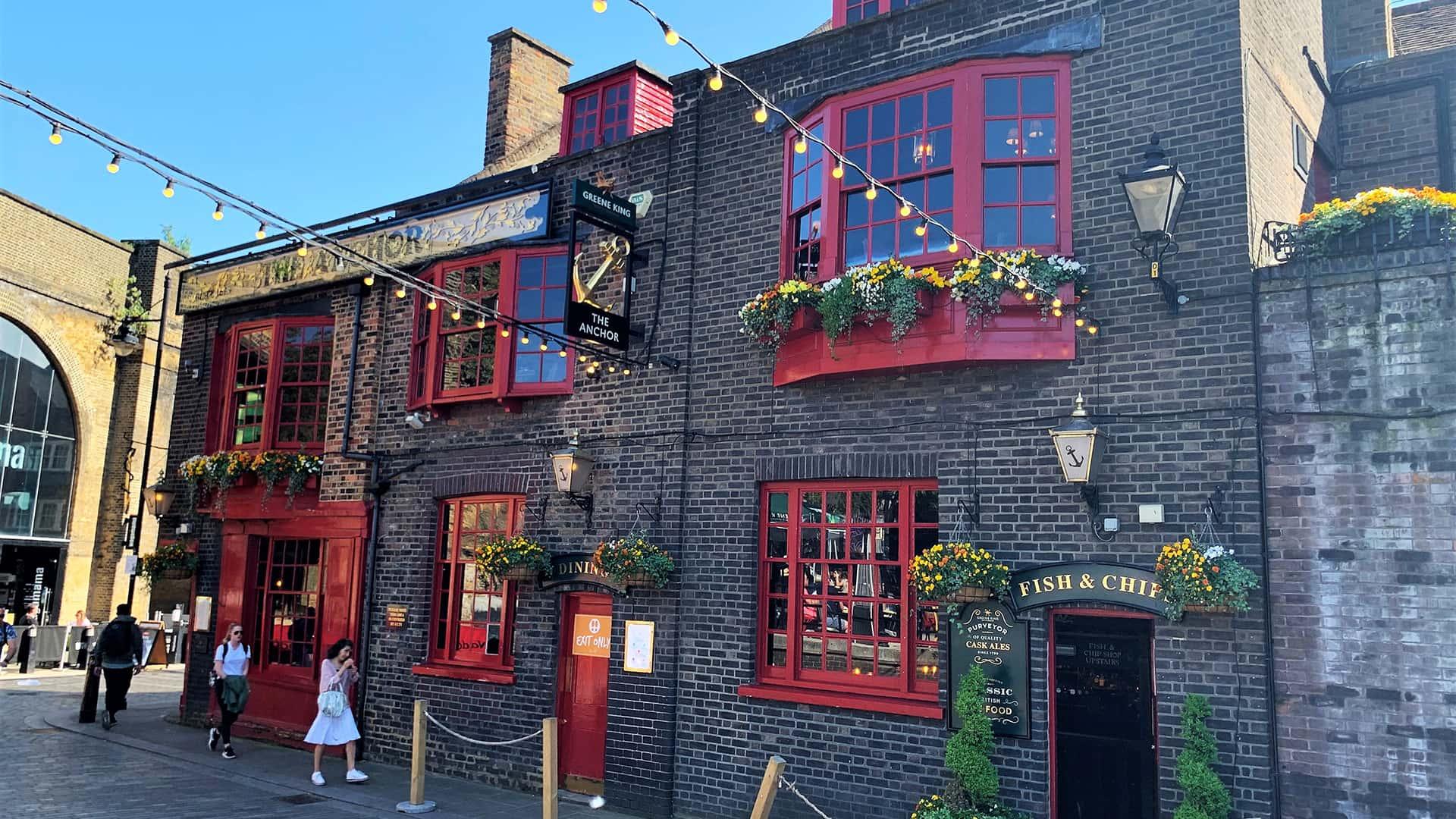 The Anchor, in London – Virtual Tour