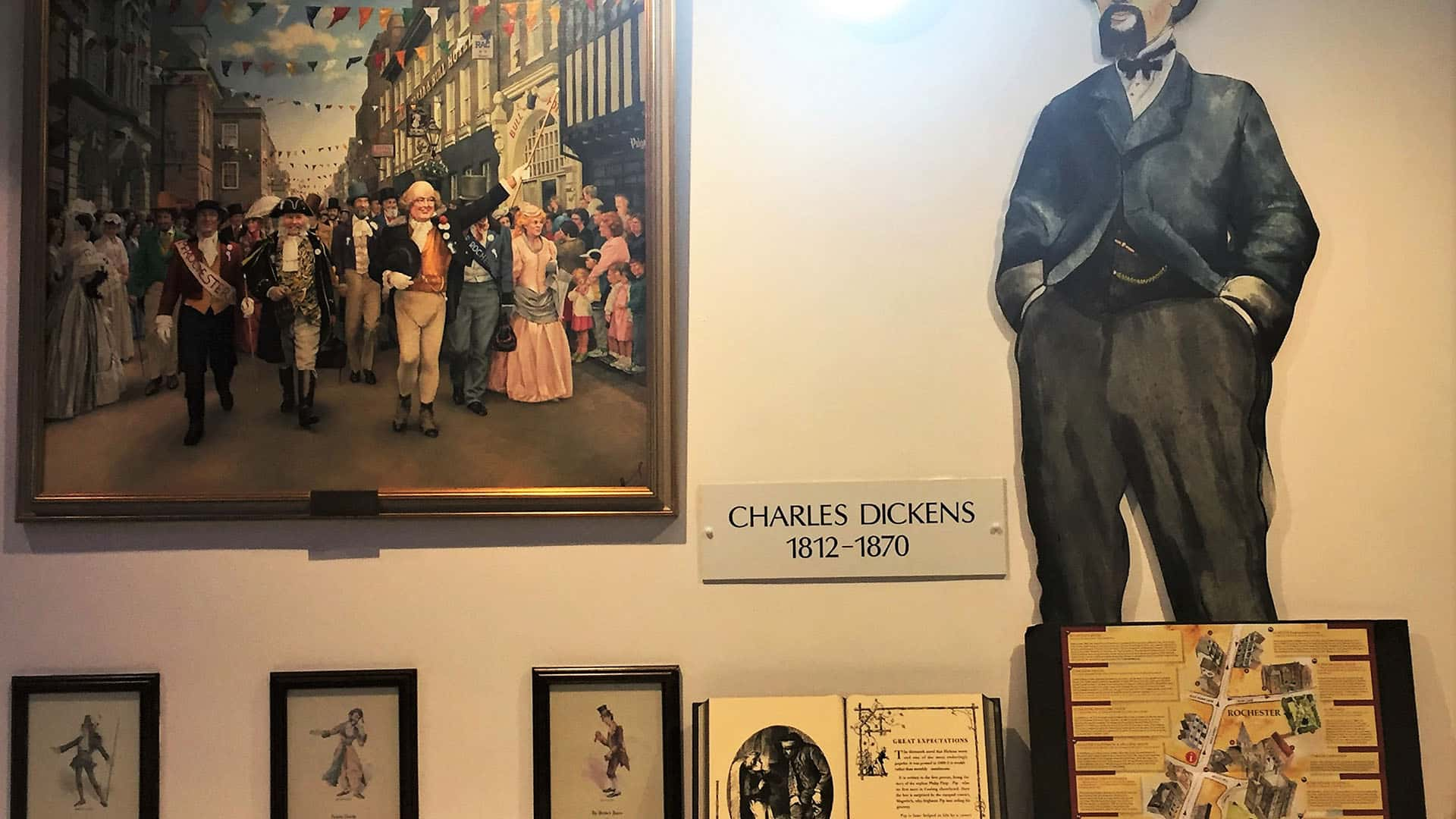 Charles Dickens Rochester